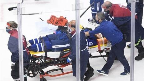 2-minute NHL playoff recap: Scary moment involving Jake Muzzin