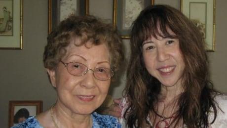 Toshiko Ishikawa and Kathleen Burkinshaw