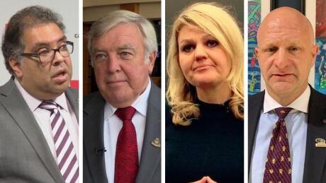Alberta mayors