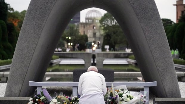 Hiroshima survivors mark 75th anniversary of world's first nuclear attack | CBC News