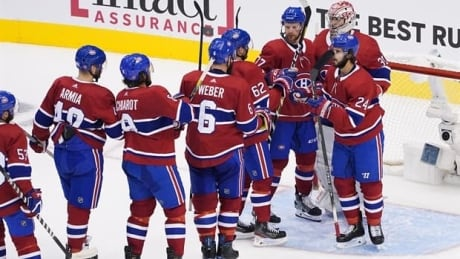 2-minute NHL playoff recap: Chicago and Montreal can smell the upset
