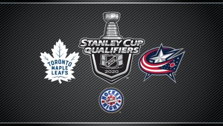 HNIC - Toronto Maple Leafs at Columbus Blue Jackets