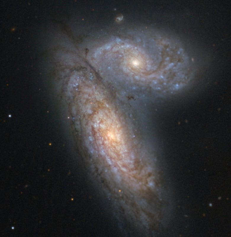 NASA to fight 'systemic discrimination,' reject unofficial nicknames like 'Siamese Twins Galaxy'