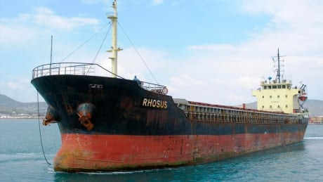 Ship that delivered explosive material to Beirut port was never supposed to stop there, says captain