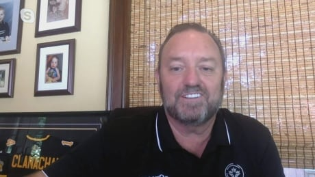 Canadian Premier League commissioner David Clanachan talks about the season launching on P.E.I.