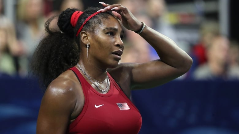 US Open: Serena Williams still planning to play despite high-profile dropouts