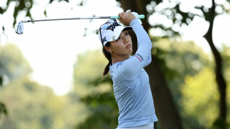 Disaster finish for Ko after losing five-shot lead