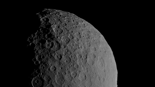 Dwarf planet Ceres is an 'ocean world,' NASA finds | CBC News