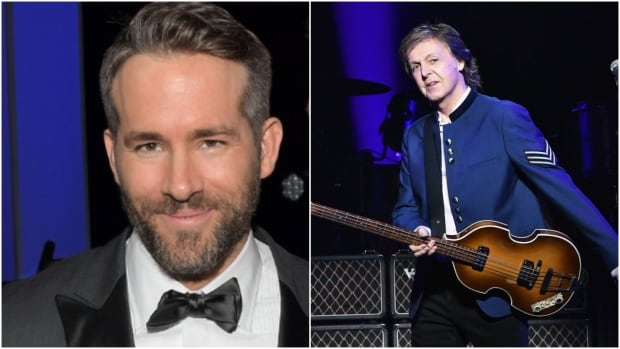 Ryan Reynolds and Paul McCartney nominated for chief of Walpole Island First Nation | CBC News
