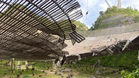 Puerto Rico Giant Telescope