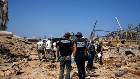 Lebanon Investigating The Blast