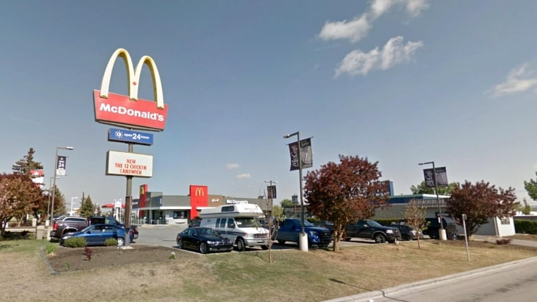 Alberta McDonald's employee tests positive for COVID-19
