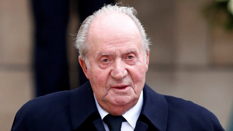 Former Spanish king Juan Carlos is in UAE, says royal palace