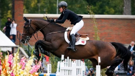 $40,000 Volvo Canada Cup: Horse Jumping on CBC