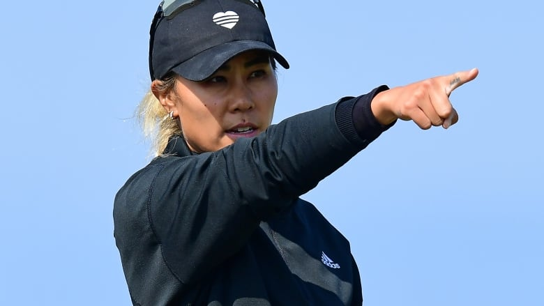 Reigning champion Shibuno set to miss cut at women's British Open