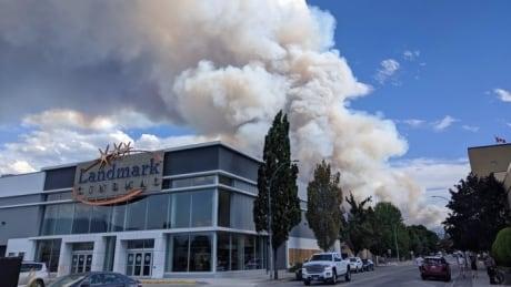 Okanagan Falls fire