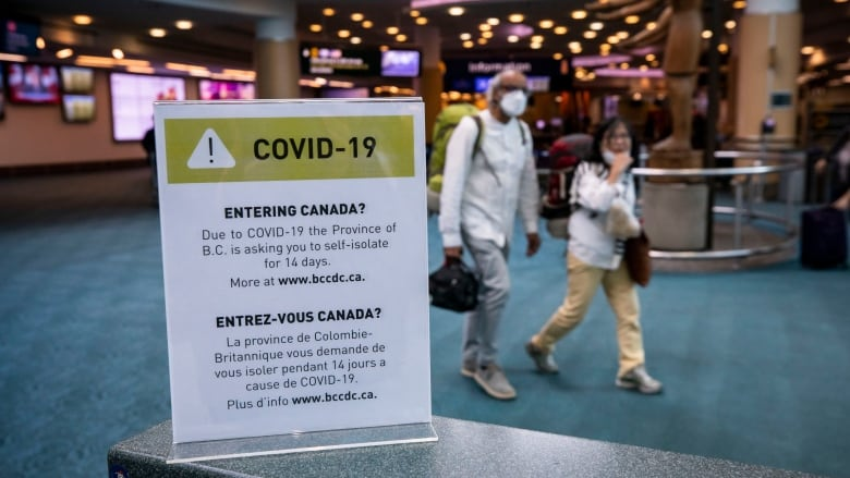 B.C. identifies 1st COVID-19 instance infected with version detected in U.K. thumbnail