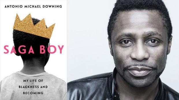 Antonio Michael Downing shares his lifelong search for his Black identity in the memoir Saga Boy | CBC Radio