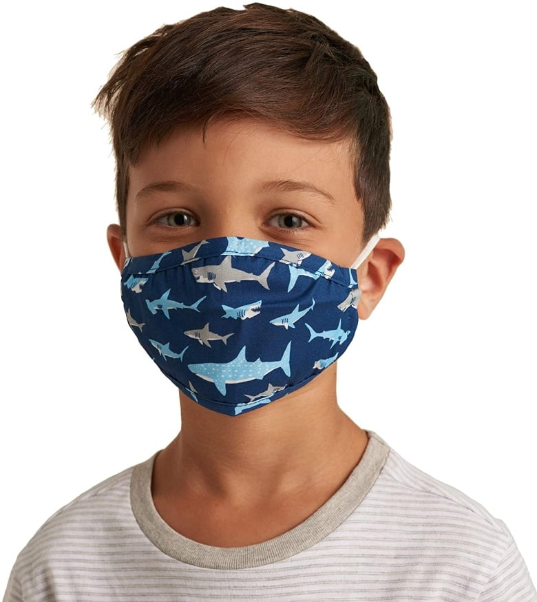 Adjustable 10-12 yrs boys pre-teen mask