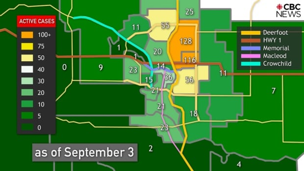 What You Need To Know About Covid 19 In Alberta On Friday August 21 Cbc News