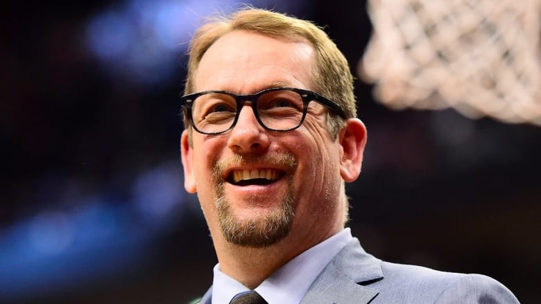 Nick Nurse Wins 2019-20 NBA Coach of the Year