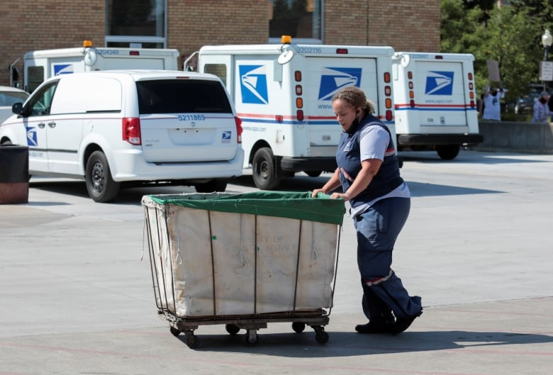 Federal judge issues temporary block on new service changes to USPS