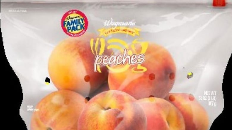 Fresh peaches from California recalled due to salmonella concerns