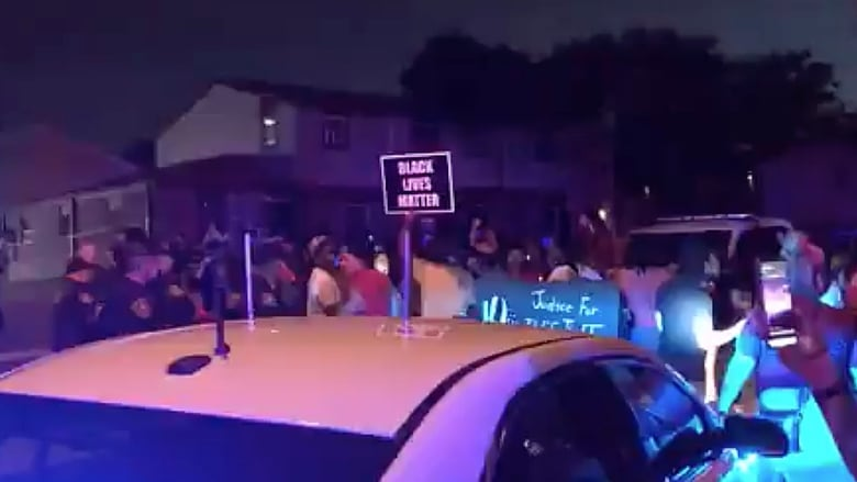 Protests Erupt in Kenosha, Wisconsin, After Police Shooting of Jacob Blake
