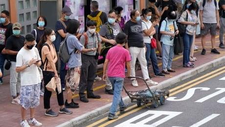 COVID-19 in Hong Kong