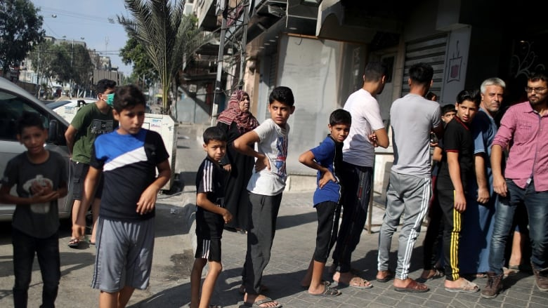 Israel Keeps up Gaza Strikes in Response to Hamas Terrorist Fire Balloons