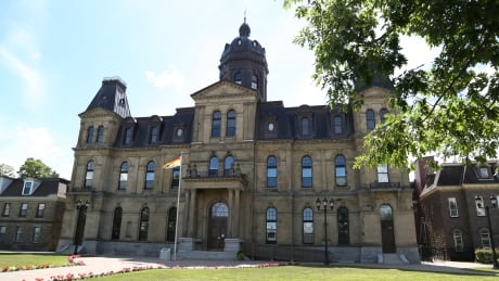 New Brunswick Legislature