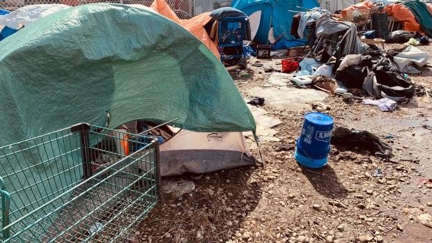Lac La Biche County, Métis Nation of Alberta partner on temporary homeless camp