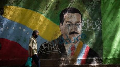 Virus Outbreak Venezuela Maduro