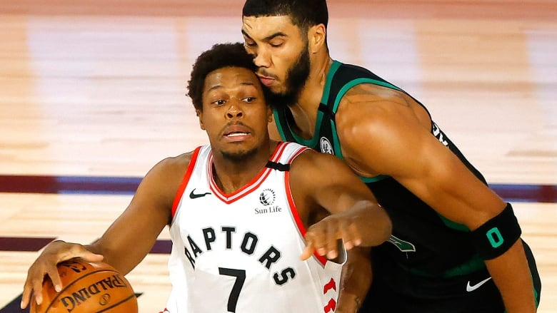 Raptors Drop Series Opener To Celtics After Sluggish Start In Lowry S Return Cbc Sports