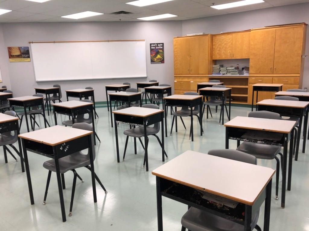 A Sneak Peek Inside N S Classrooms Before School Reopens Cbc News