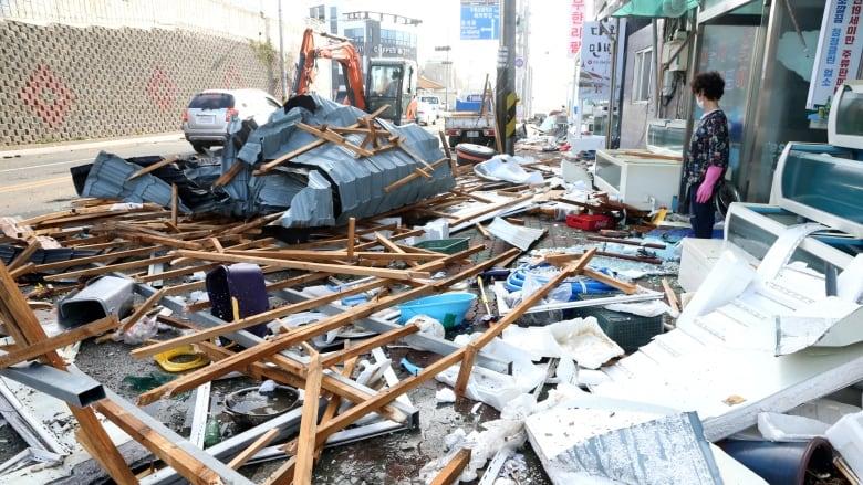 Australians missing after livestock ship hit by Typhoon Maysak near Japan