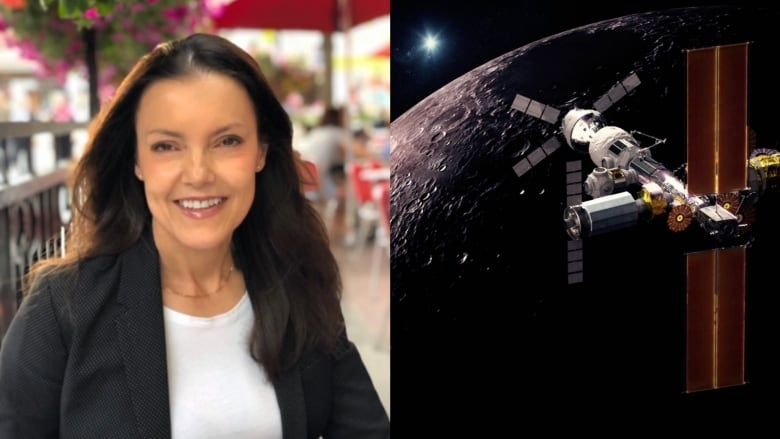 Lisa Campbell becomes the first woman to head the Canadian Space Agency