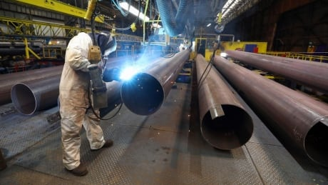 pipeline steel UK