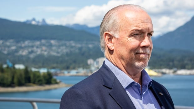 B.C. NDP leads polls, behold suggests, as hypothesis spherical tumble election continues thumbnail