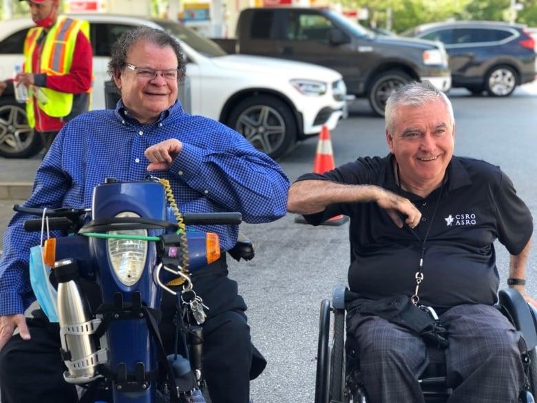 App launches in Canada to help drivers with disabilities ...
