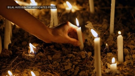 Beirut holds candlelight vigil to mark month since deadly port blast