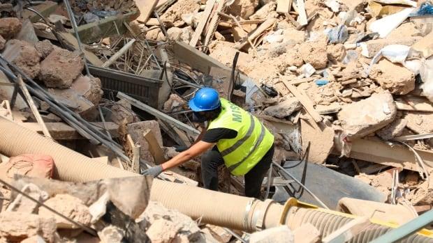 Prince Edward Islanders pledge $50k to Beirut recovery | CBC News