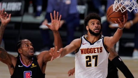 Nuggets Clippers Basketball