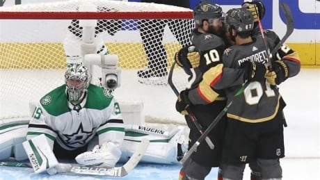 2-minute NHL playoff recap: Golden Knights get their mojo back