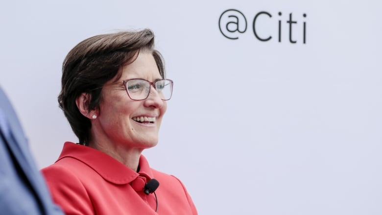 Here's all you need to know about Citi's new CEO Jane Fraser