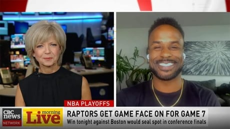 Akil Augustine on how the Raptors can win Game 7