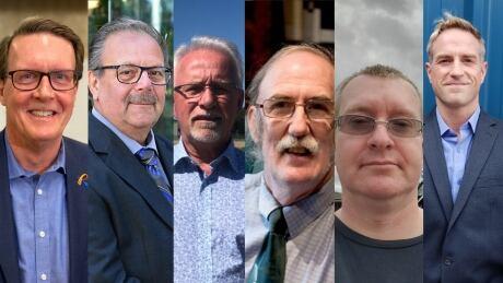 Regina mayor candidates
