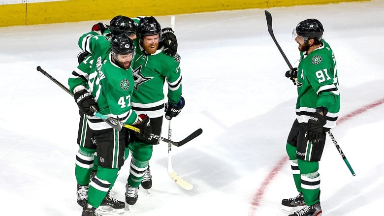 Dallas tries to clinch conference finals against Vegas in game 5