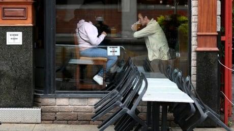 covid coronavirus dining restaurant food patio indoor outdoor