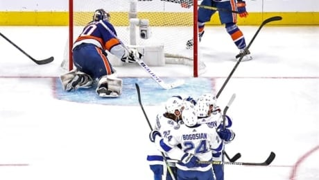 2-minute NHL playoff recap:Good and bad news for the Tampa Bay Lightning